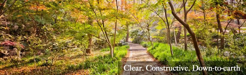 Clare Thalmann - Clear, Constructive, Down-to-earth