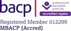 BACP register for members, recognised by the Health and Social Care register